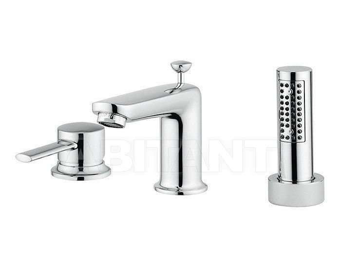 Купить Смеситель для ванны M&Z Rubinetterie spa Zero ZRO03000