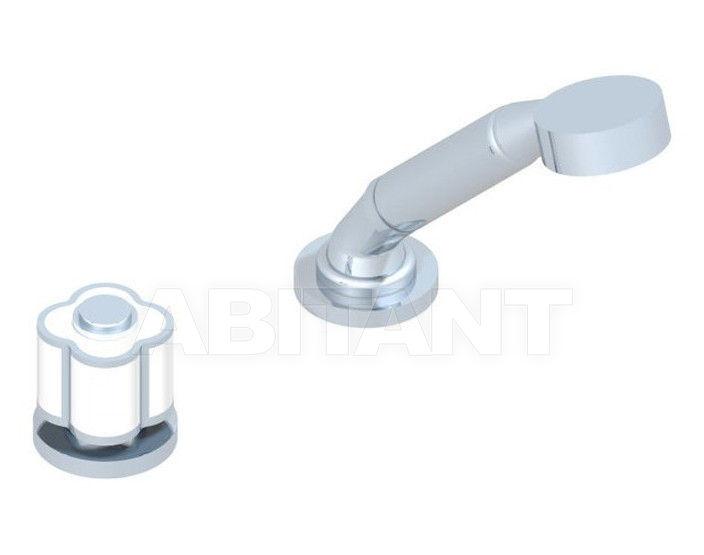 Купить Смеситель для ванны THG Bathroom A7C.6532/60A Passion platinum decor
