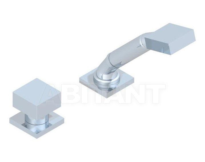 Купить Смеситель для ванны THG Bathroom G79.6532/60A Cubica