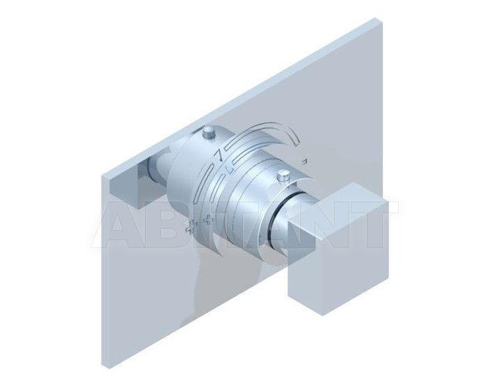 Купить Смеситель термостатический THG Bathroom G79.5100B Cubica