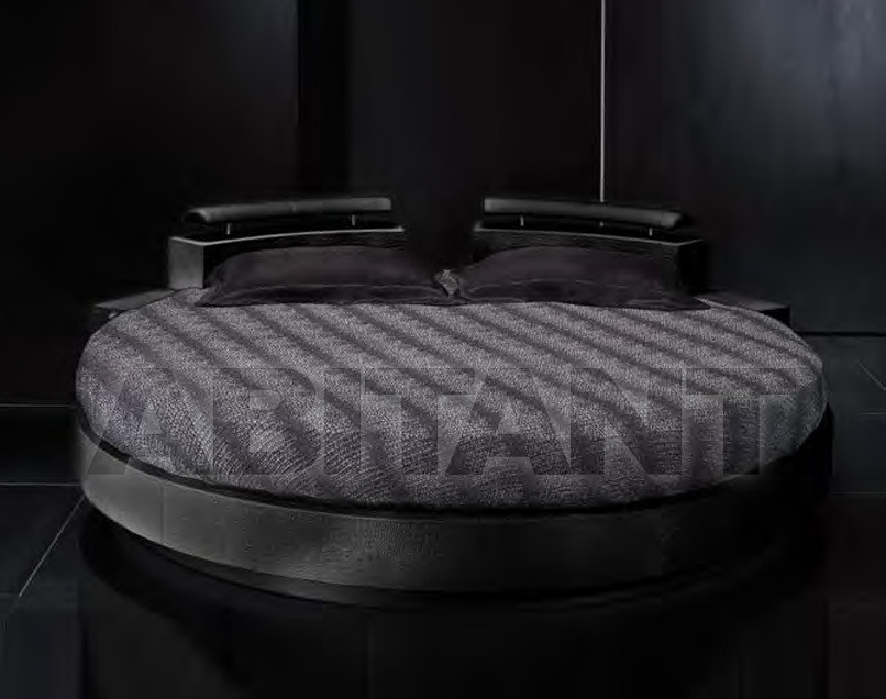 Купить Кровать Formitalia Bedrooms SLEEPING A'ROUND Bed including mattress cm 270 diam,