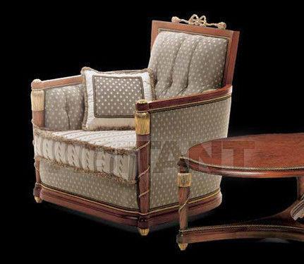 Купить Кресло GALILEO Isacco Agostoni Contemporary 1006 ARMCHAIR