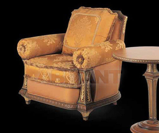 Купить Кресло CASANOVA Isacco Agostoni Contemporary 1022 ARMCHAIR