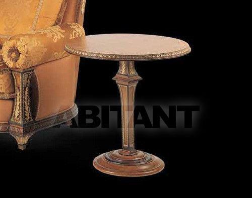 Купить Столик приставной CASANOVA Isacco Agostoni Contemporary 1022 ROUND SIDE TABLE