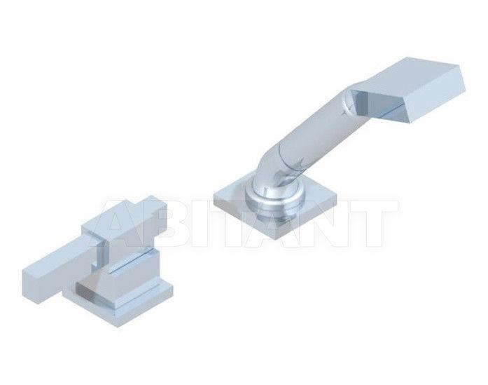 Купить Смеситель для ванны THG Bathroom A61.6532/60A Marina métal
