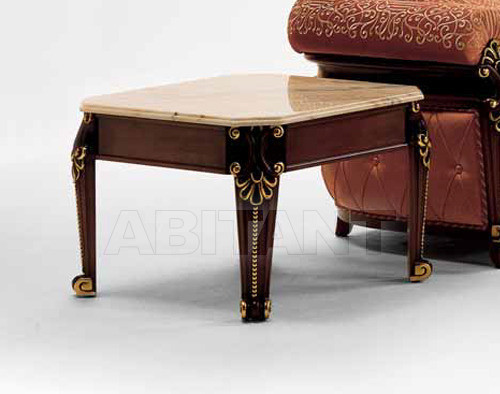 Купить Столик журнальный ELISABETTA Isacco Agostoni Contemporary 1095 SQUARE SIDE TABLE