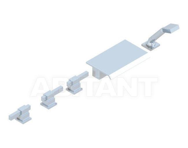 Купить Смеситель для ванны THG Bathroom A61.1120/A Marina métal