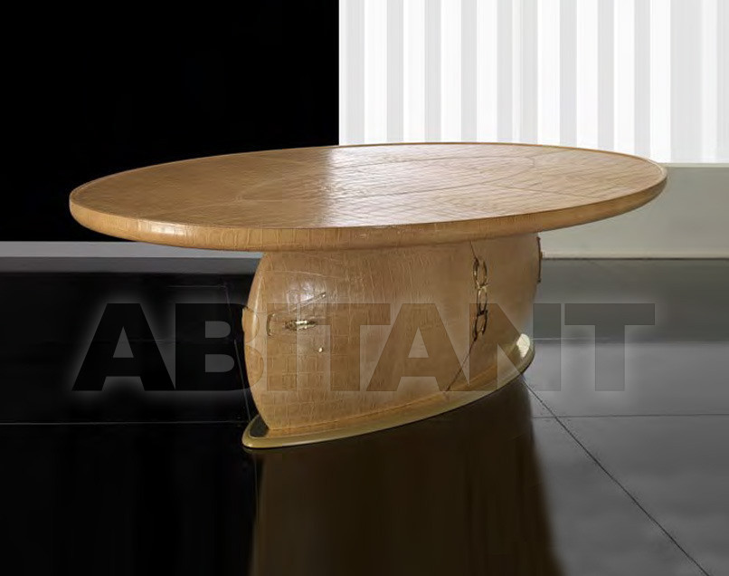 Купить Стол обеденный Formitalia Dining MANHATTAN Dining table, oval shape, for 8 persons