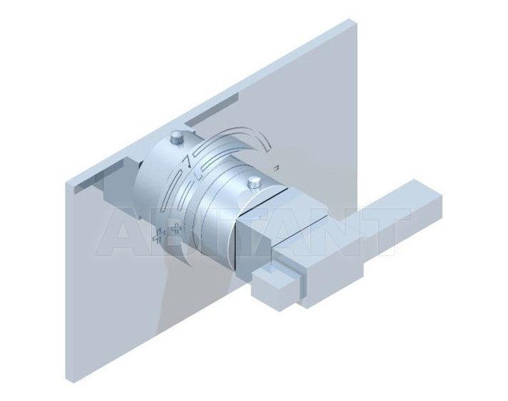 Купить Смеситель термостатический THG Bathroom A61.5100B Marina métal