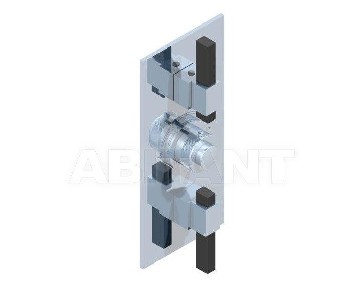 Купить Смеситель термостатический THG Bathroom A60.5400B Marina black Onyx