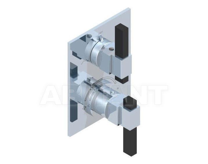 Купить Смеситель термостатический THG Bathroom A60.5500B Marina black Onyx
