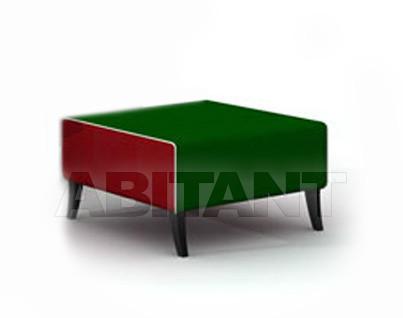 Купить Пуф Paolo Castelli  Domodinamica garibaldi POUFF  green