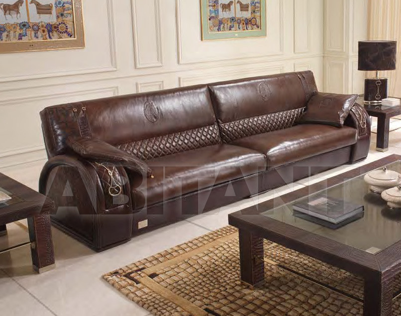 Купить Диван Formitalia Living Rooms ASCOT-ONE Sofa 4seat with 2 arms