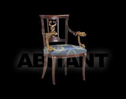 Купить Стул с подлокотниками Isacco Agostoni Contemporary 1138