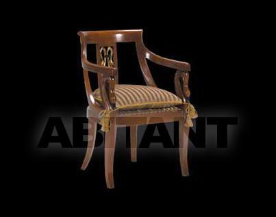 Купить Стул с подлокотниками Isacco Agostoni Contemporary 1137