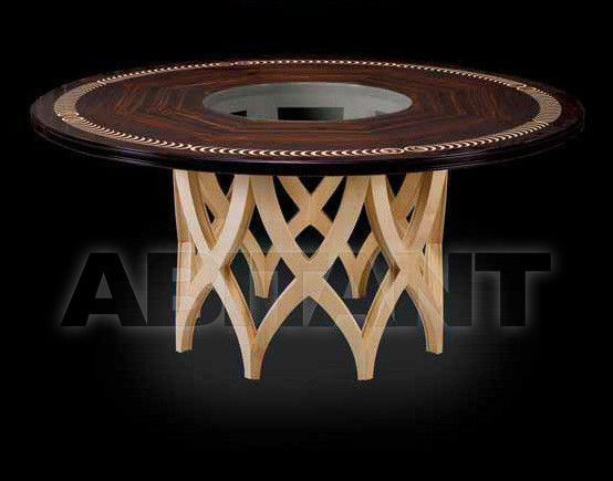 Купить Стол обеденный TUBO Isacco Agostoni Contemporary 1279 TABLE