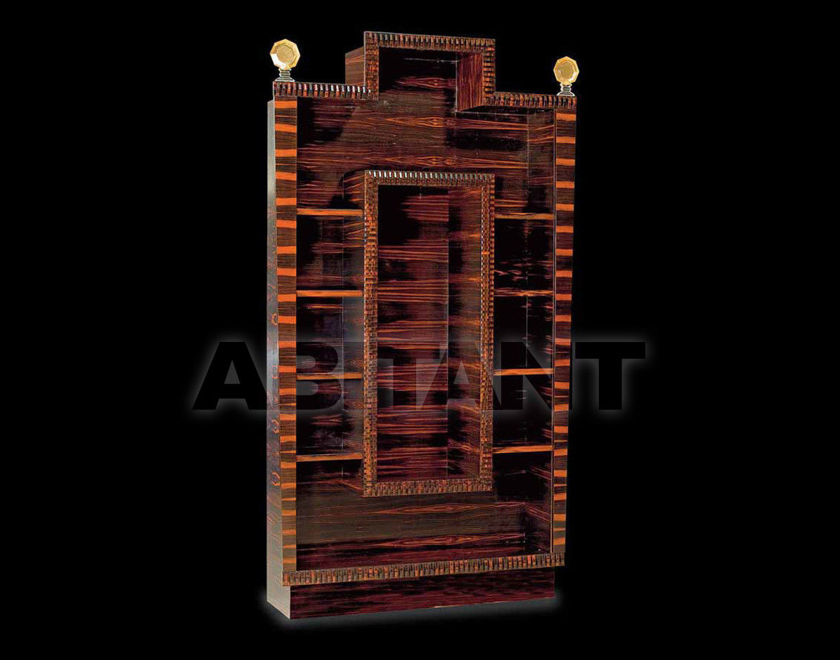 Купить Шкаф книжный LIGHT Isacco Agostoni Contemporary 1281 BOOKCASE