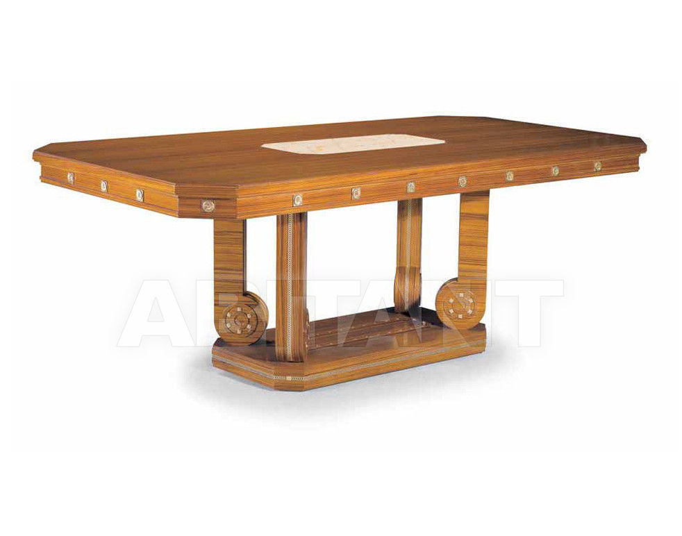 Купить Стол обеденный RIGA Isacco Agostoni Contemporary 1263 RECTANGULAR DINING TABLE