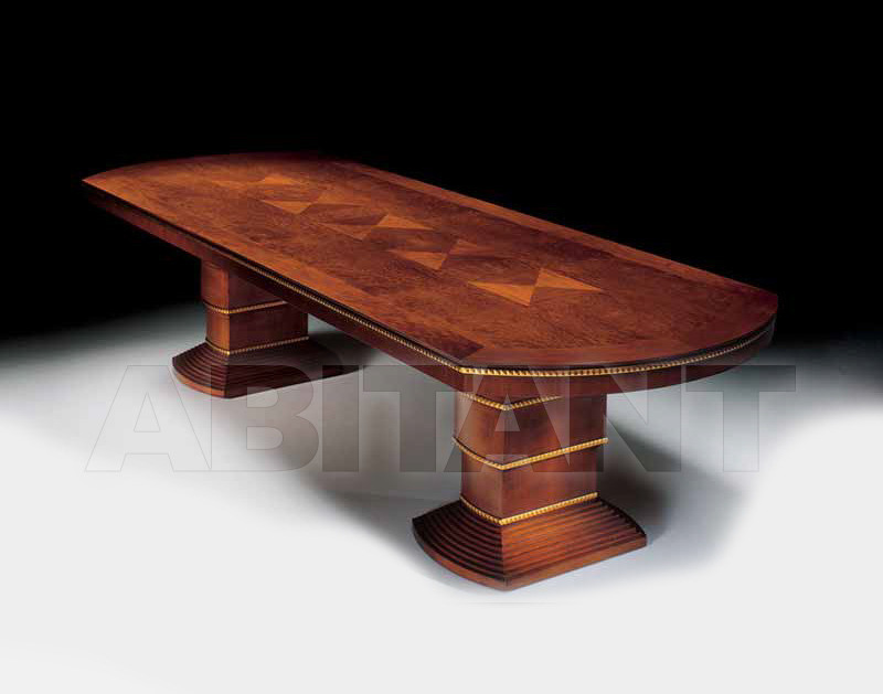 Купить Стол обеденный DIAMANTE Isacco Agostoni Contemporary 1100 TABLE