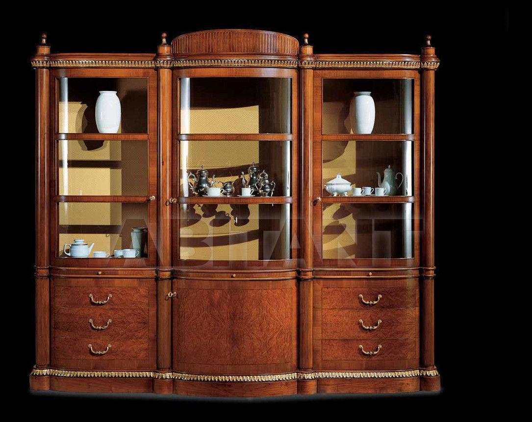 Купить Буфет OLIMPIÀ Isacco Agostoni Contemporary 1000 3-DOOR GLASS CABINET