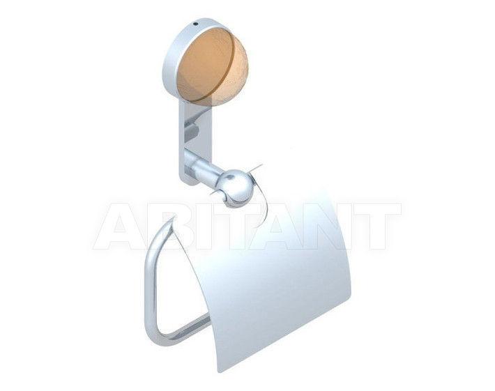 Купить Держатель для туалетной бумаги THG Bathroom U5A.538AC Flore