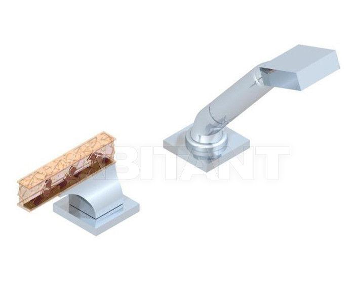 Купить Смеситель для ванны THG Bathroom U5E.6532/60A Ginkgo