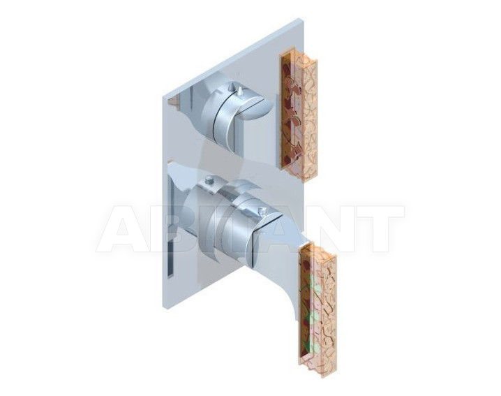 Купить Встраиваемые смесители THG Bathroom U5E.5500B Ginkgo