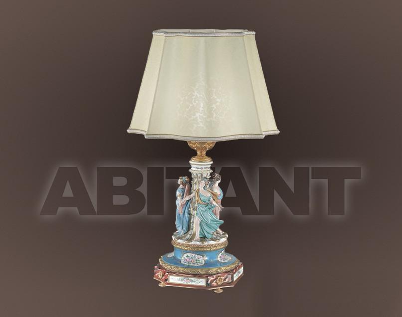 Купить Лампа настольная F.B.A.I. Candeliere 2193