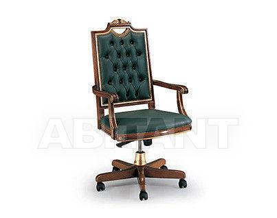 Купить Кресло для кабинета Gianluca Donati Golden Leaf 8089A
