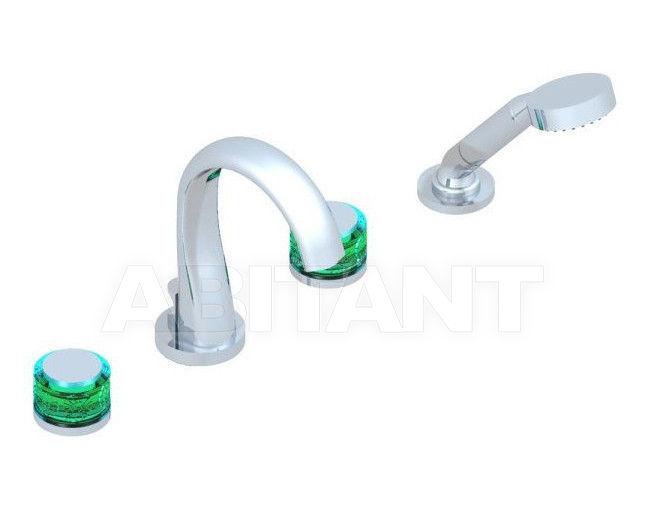 Купить Смеситель для ванны THG Bathroom U5B.112B Island