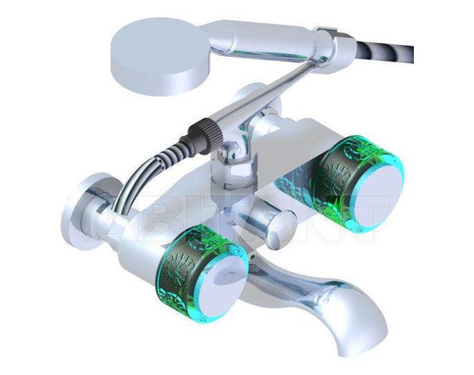 Купить Смеситель для ванны THG Bathroom U5B.13B Island
