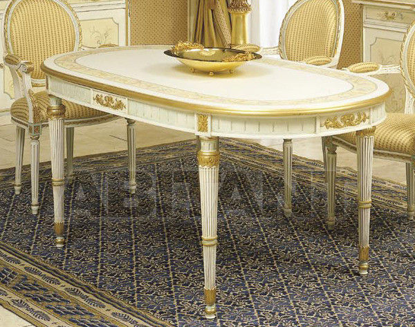 Купить Стол обеденный BRASS Asnaghi Interiors Diningroom Collection 981253