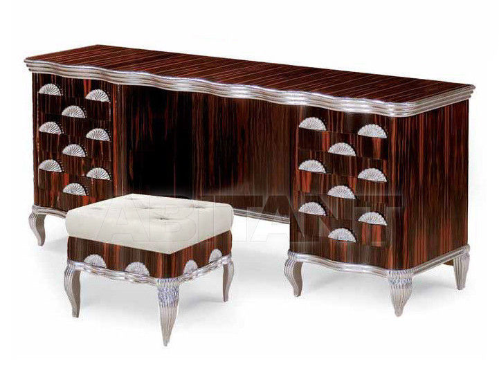 Купить Столик туалетный ONDASUONDA Isacco Agostoni Contemporary 1264 DRESSING TABLE