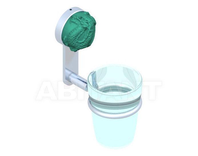 Купить Стаканодержатель THG Bathroom U5H.536 Jade Dragon