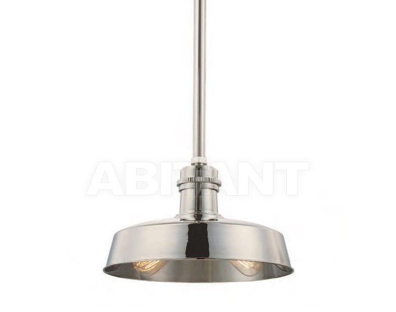 Купить Подвесной фонарь Hudson Valley Lighting Standard 8614-PN