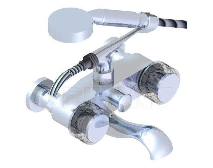 Купить Смеситель для ванны THG Bathroom U5C.13B Paradise