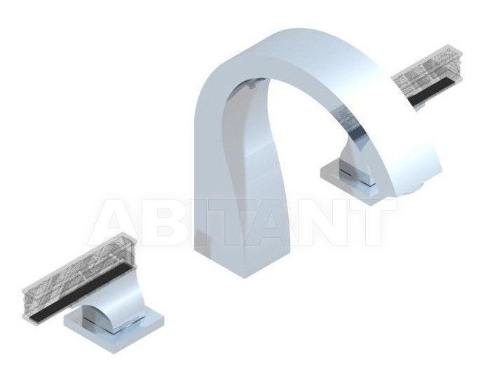 Купить Смеситель для раковины THG Bathroom U5F.25 Vegetal