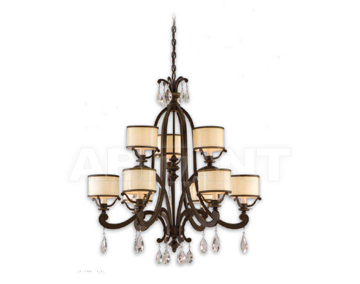 Купить Люстра Corbett Lighting Roma 86-09