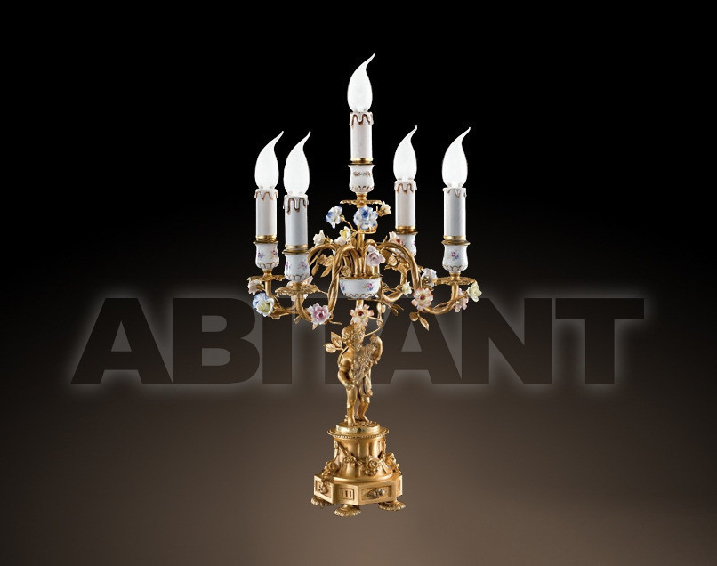Купить Лампа настольная F.B.A.I. Candeliere 2114/5