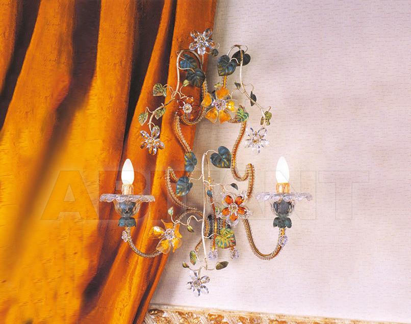 Купить Светильник настенный Mechini Classic a 105 2 mo