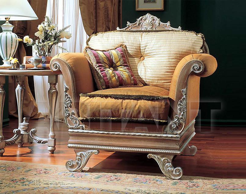 Купить Кресло Sanvito Angelo Bianco 3225 POLTRONA