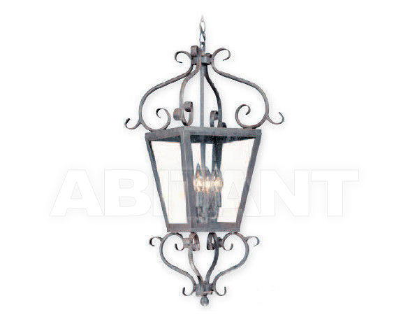 Купить Подвесной фонарь Corbett  Vineyard Hill 4577-F