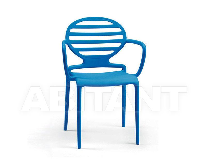 Купить Стул с подлокотниками Scab Design / Scab Giardino S.p.a. Marzo 2280 61