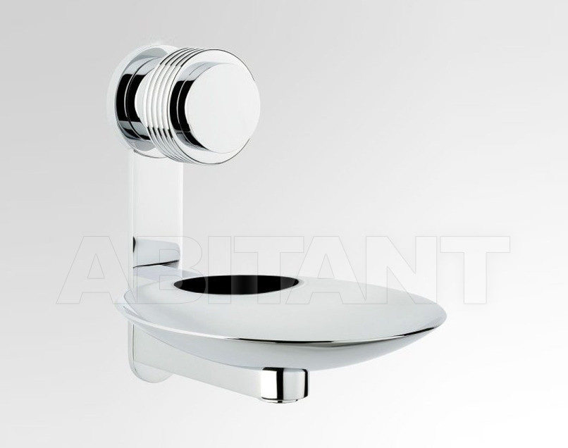 Купить Мыльница THG Bathroom U4B.546GM Diplomate grooved rings