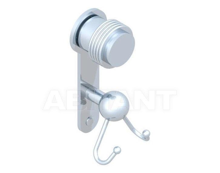 Купить Крючок THG Bathroom U4B.512 Diplomate grooved rings