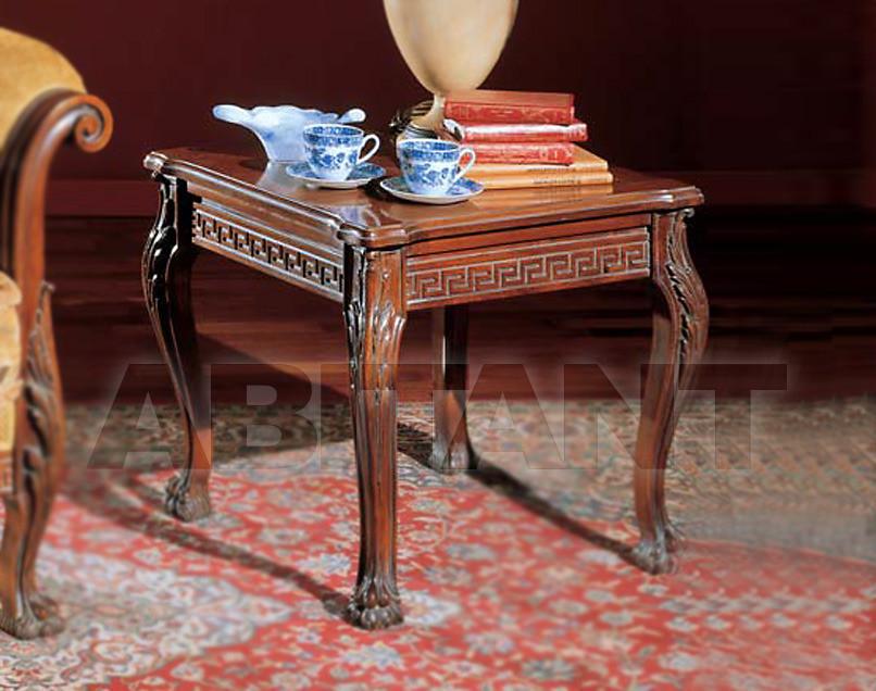 Купить Столик кофейный Sanvito Angelo Bianco 3175 TAVOLINO quadro p. legno