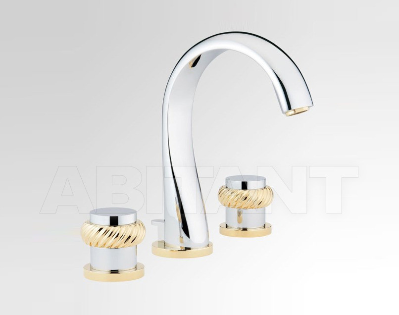 Купить Смеситель настенный THG Bathroom U4C.151 Diplomate roped rings