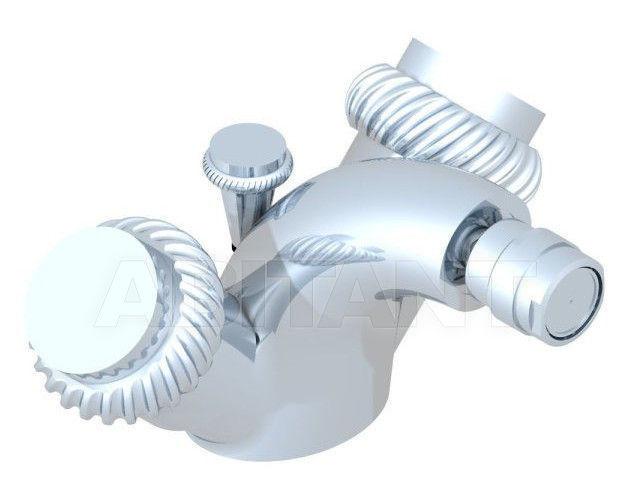 Купить Смеситель для биде THG Bathroom U4C.3202 Diplomate roped rings