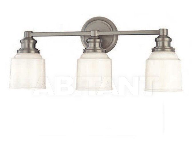 Купить Светильник настенный Hudson Valley Lighting Standard 3403-SN