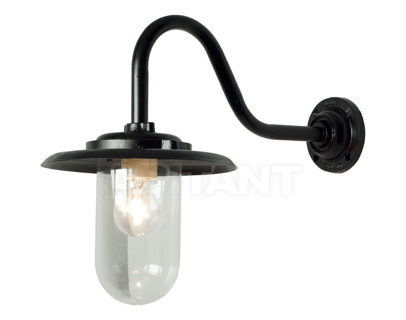 Купить Фонарь Davey Lighting Wall Mounted Lights 7677/BL/100C/S